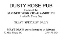 Dusty Rose Pub