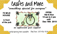 Crafts & More