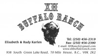 XH Buffalo Ranch